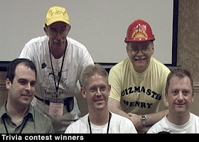 Trivia Contest Winners